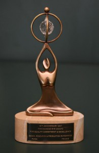 The Diamand Eye Award for Quality Commitment and Excellence
